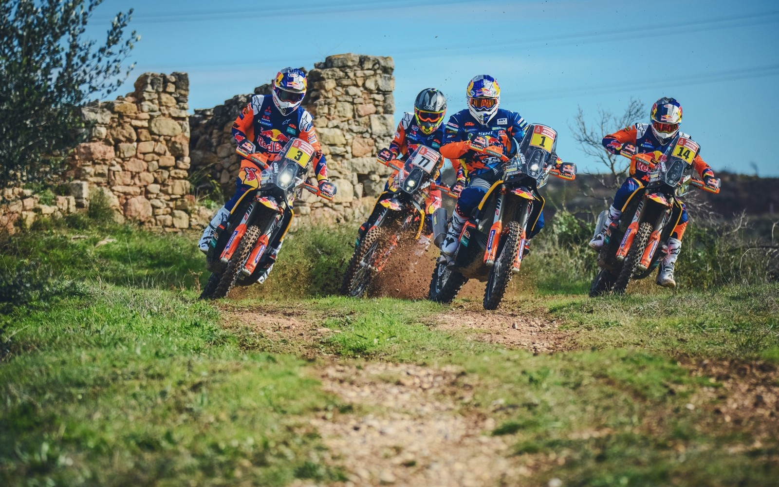 Foto de KTM 450 Rally Dakar 2019 (5/116)