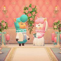 Animal Crossing: New Horizons se actualizará esta semana para traer de vuelta la Temporada de Bodas y más eventos y objetos