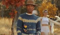 Deja todo lo que estés haciendo y agudiza tu oído: Pharrell y Daft Punk presentan nuevo single
