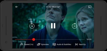 Netflix Velocidad