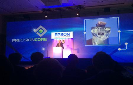 Precision Core de Epson, el nuevo paso en la impresión para la pyme