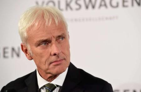 Matthias Mueller Volkswagen