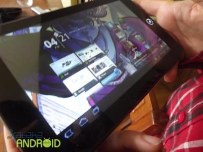 Acer Iconia Tab A100: Análisis