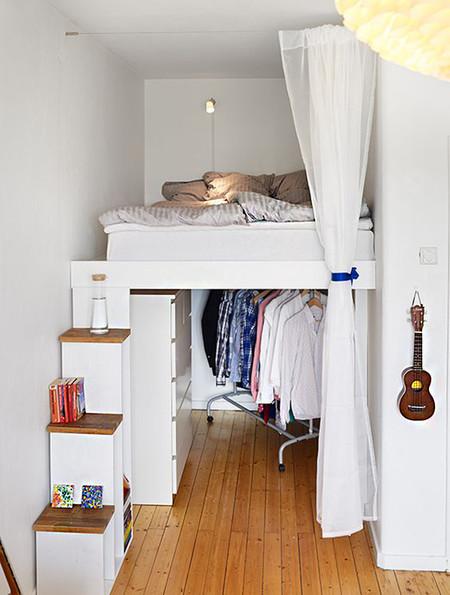 Dormitorio Mini 12