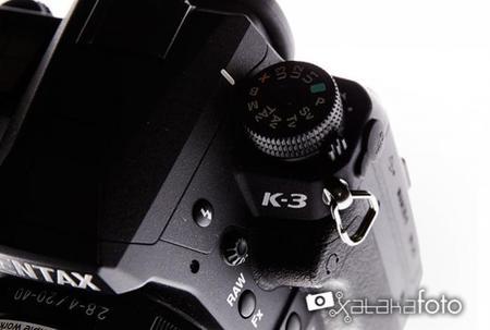 El nuevo firmware de Pentax para la K-3 introduce mejoras importantes en la DSLR