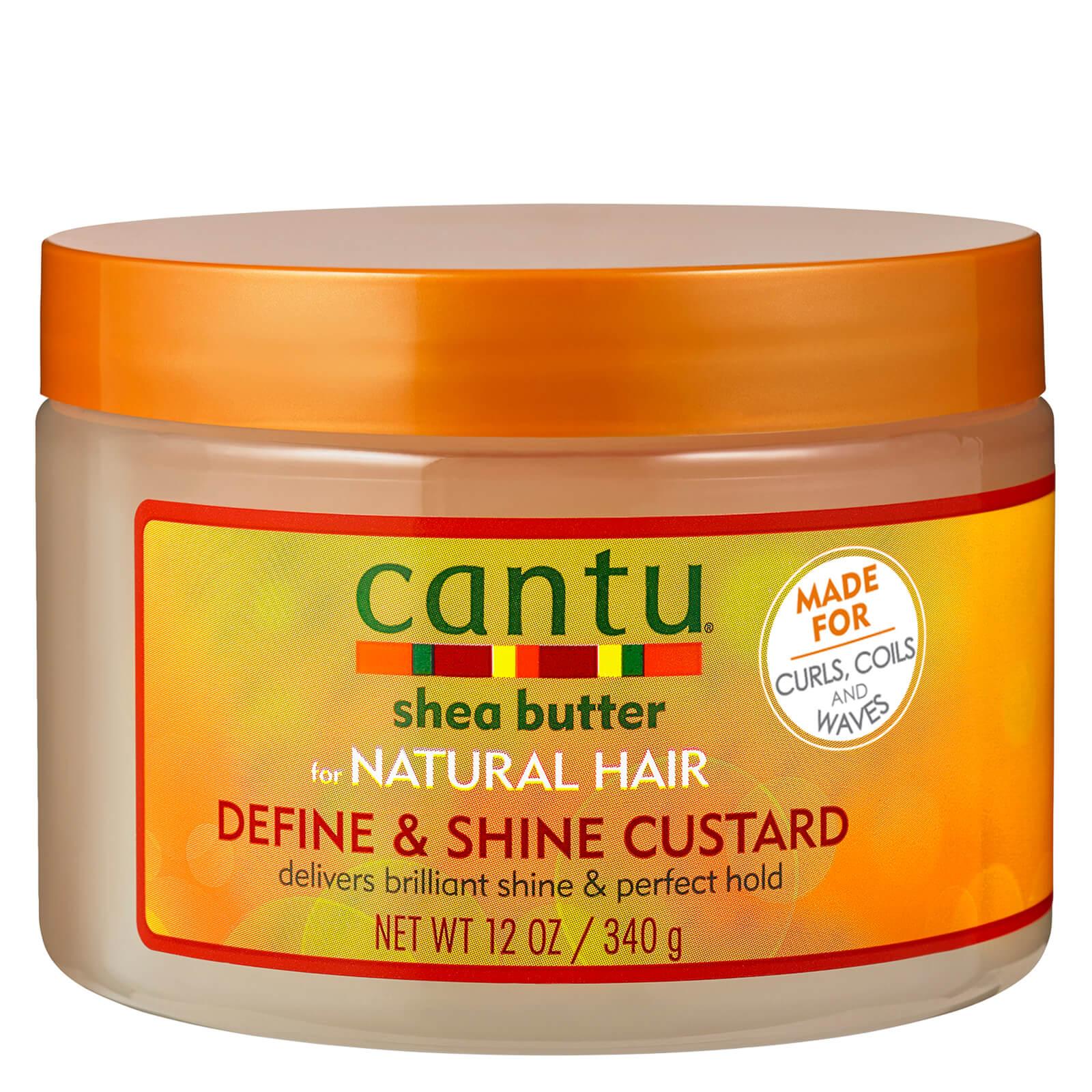 Cantu Define & Shine Custard
