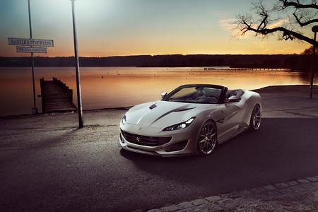Novitec exprime el Ferrari Portofino: su motor 3.9 litros V8 biturbo llega ahora hasta los 684 CV