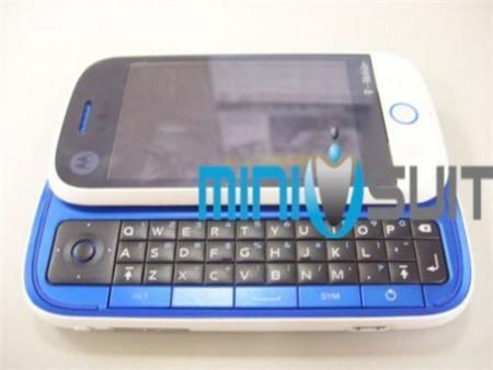 Motorola Morrison, el primer Motorola con Android