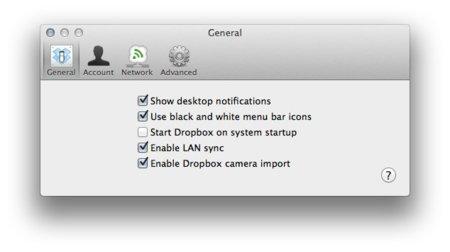 Dropbox añade la importación de fotos a su directorio en la última beta experimental