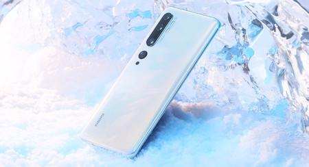 Xiaomi Mi Note 10: el primer móvil internacional con cámara de 108 MP también presume de batería