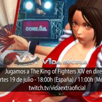 Jugamos en Directo a The King of Fighters XIV a las 18:00h (las 11:00h en Ciudad de México) [finalizado]