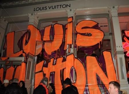 La fiesta de Louis Vuitton a Stephen Sprouse en el SoHo