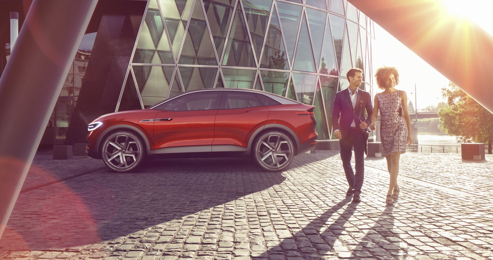 Foto de Volkswagen I.D. Crozz Concept II (3/16)