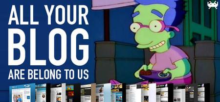 Violencia, revistas y coches que se rompen en pedazos. All Your Blog Are Belong To Us (CCLVI)