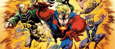 Marvel explotará su lado cósmico con una película de los Eternos