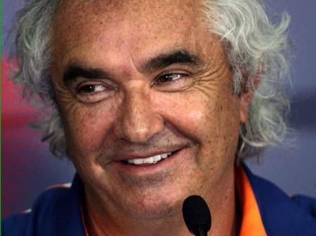 Flavio Briatore niega que vaya a volver a la Fórmula 1