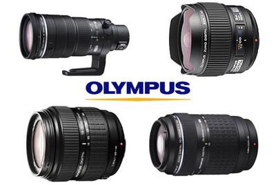 Olympus actualiza el firmware de cuatro objetivos Zuiko