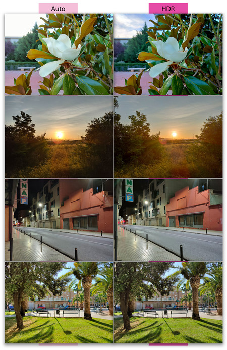 Realme X3 Superzoom 64 Comparacion