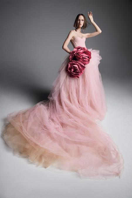 Vestidos De Novia Color Rosa 1