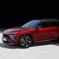 El NIO ES6 es un SUV eléctrico chino con dos opciones de batería y hasta 510 kilómetros de autonomía