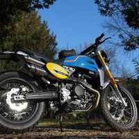 Fantic Caballero Anniversary 500: orgullo italiano en una moto scrambler para el A2, por 7.140 euros