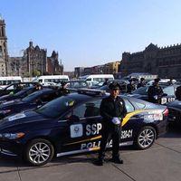 Ciudad de México ya cuenta con las primeras 100 patrullas híbridas