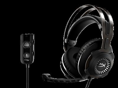 Así serán los nuevos HyperX Cloud Revolver S con sonido 7.1 plug&play