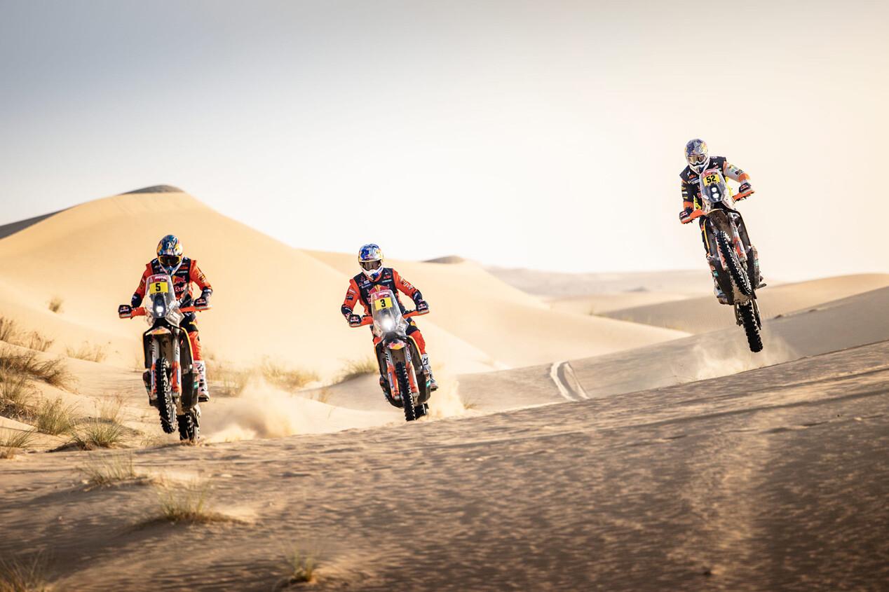 Foto de KTM 450 Rally Dakar 2021 (1/11)
