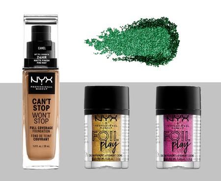 NYX anuncia sus novedades para septiembre, una maravillosa razón para ansiar la vuelta al cole