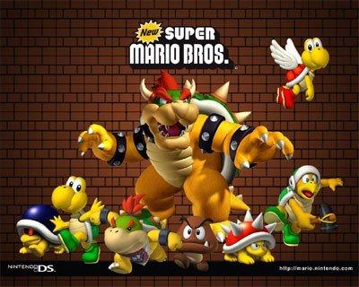 New Super Mario Bros.: nuevo trailer