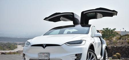 Tesla Model X, análisis: así fue conducir en el futuro en pleno 2017