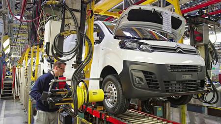 El Grupo PSA estudia reforzar sus plantas francesas con trabajadores en ERTE de la fábrica de Zaragoza