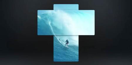 El LG Wing con doble pantalla en cruz desvela su triple cámara trasera en una nueva filtración