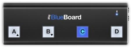 iRig BlueBoard, un pedal inalámbrico para nuestros dispositivos iOS y Mac