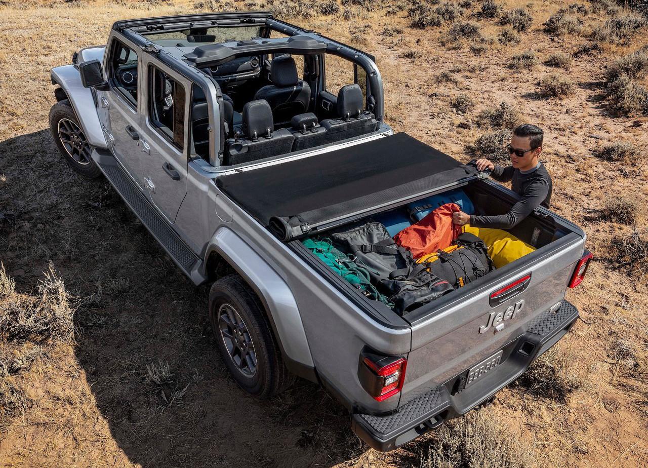 Foto de Jeep Gladiator 2020 (51/51)