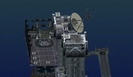 La base de Metal Gear Solid de principio a fin en una espectacular imagen