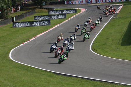 Tercera curva de Brands Hatch