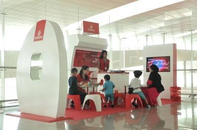 Emirates ofrece un espacio dedicado a los niños en los aeropuertos de Madrid y Barcelona