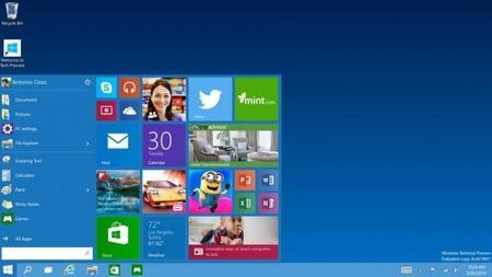 Ya se puede descargar la Technical Preview de Windows 10 desde el programa Windows Insider