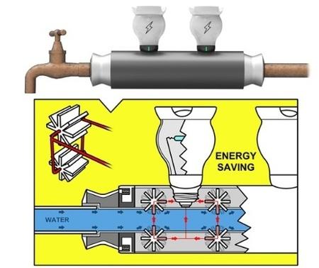 ¿Generar electricidad con el agua de un grifo? Desde Xataka Home