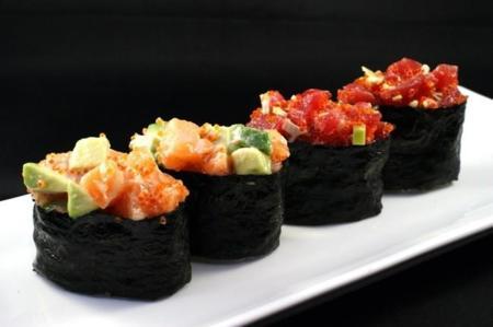 Sushi Tsunami Plato 1