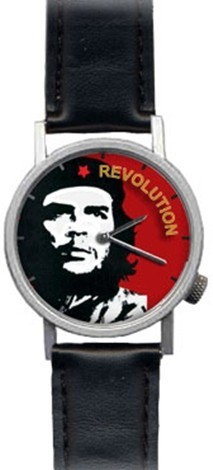 Che Guevara Revolution Watch
