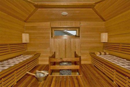 Baño turco o sauna