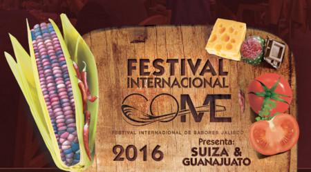 Asiste a COME, Festival Internacional de Sabores, Jalisco 2016