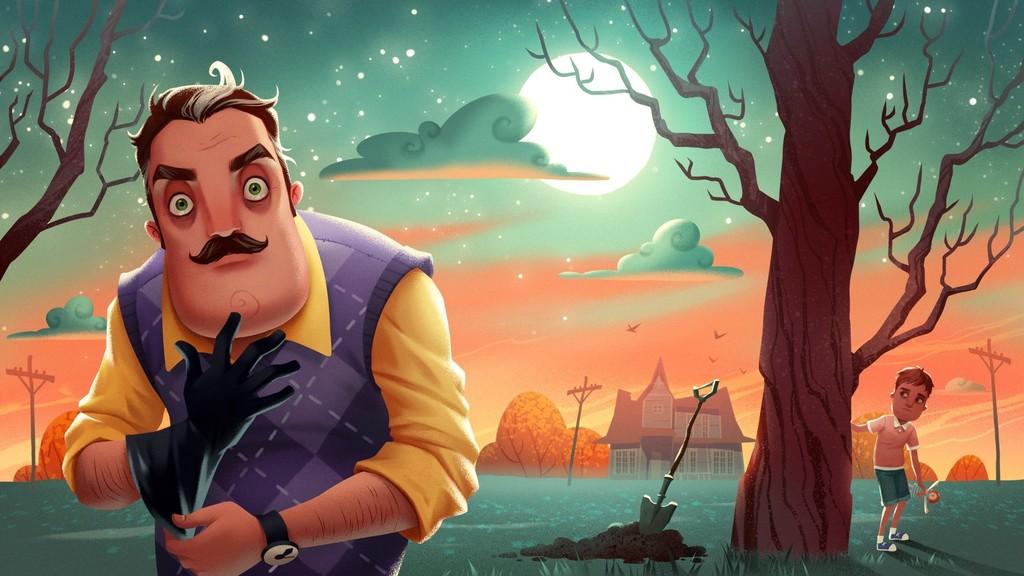 Hello Neighbor es el juego gratis de hoy en la promoción navideña de Epic Games Store, y ya puedes descargarlo