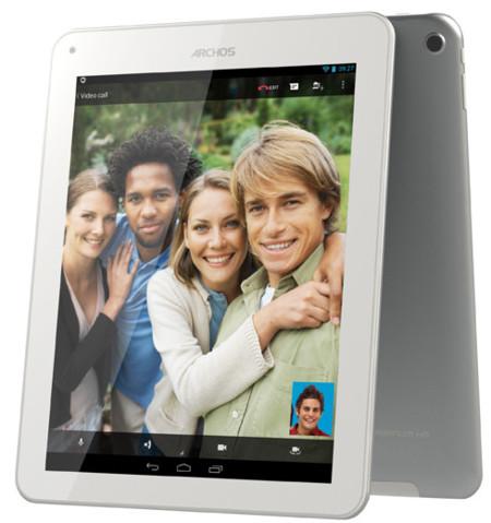 Archos renueva su familia de tablets Platinum