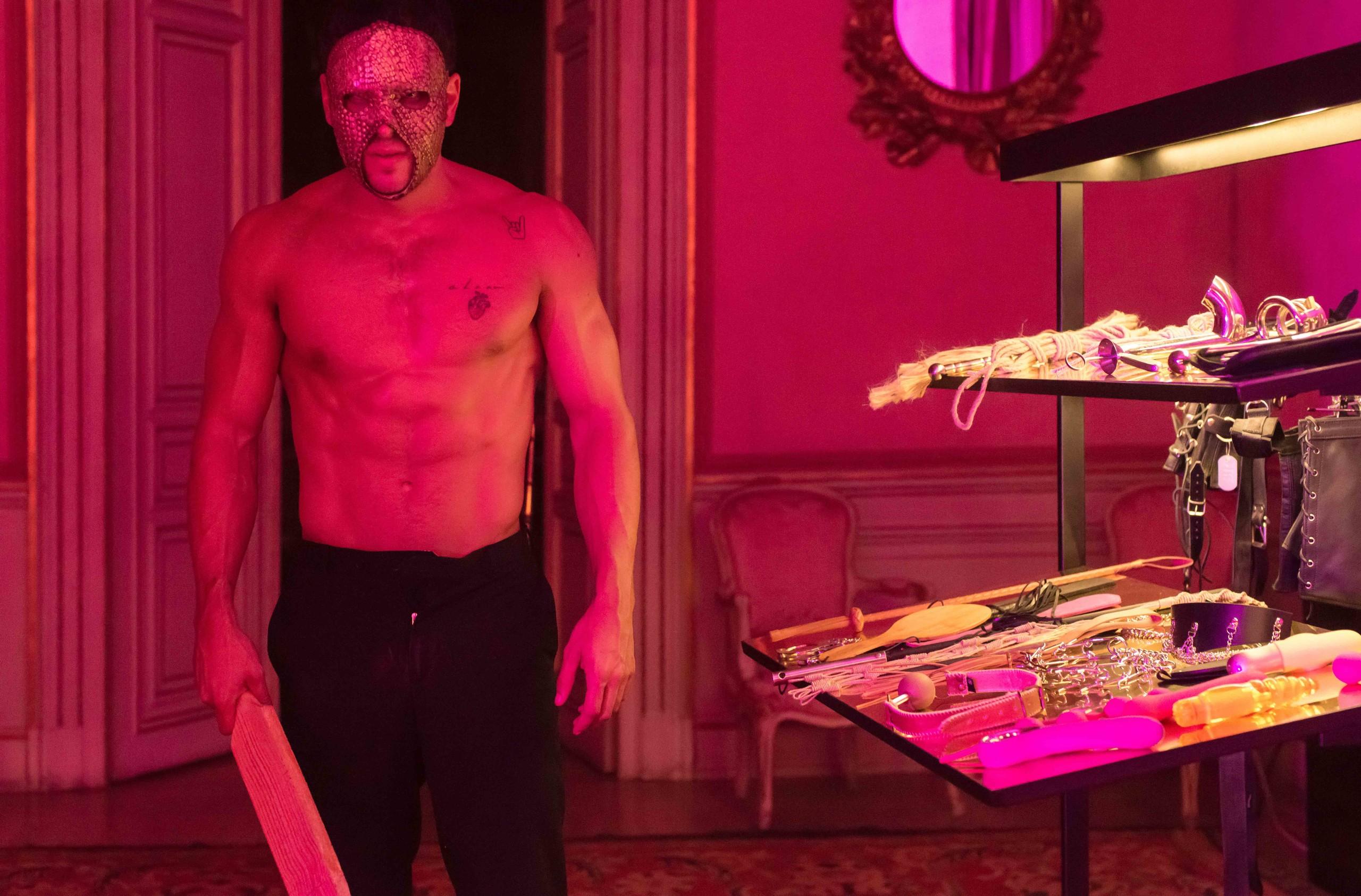 Foto de 'Instinto': imágenes de la serie erótica de Movistar liderada por Mario Casas (1/18)