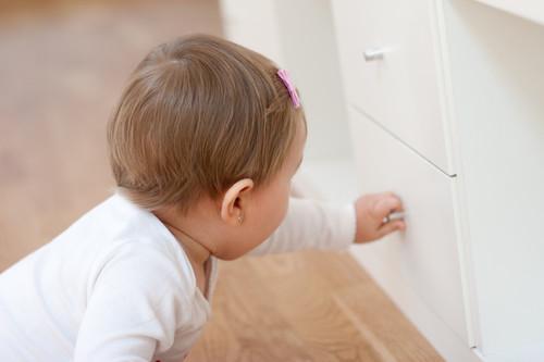 ¿Gatea tu hijo en un entorno seguro?