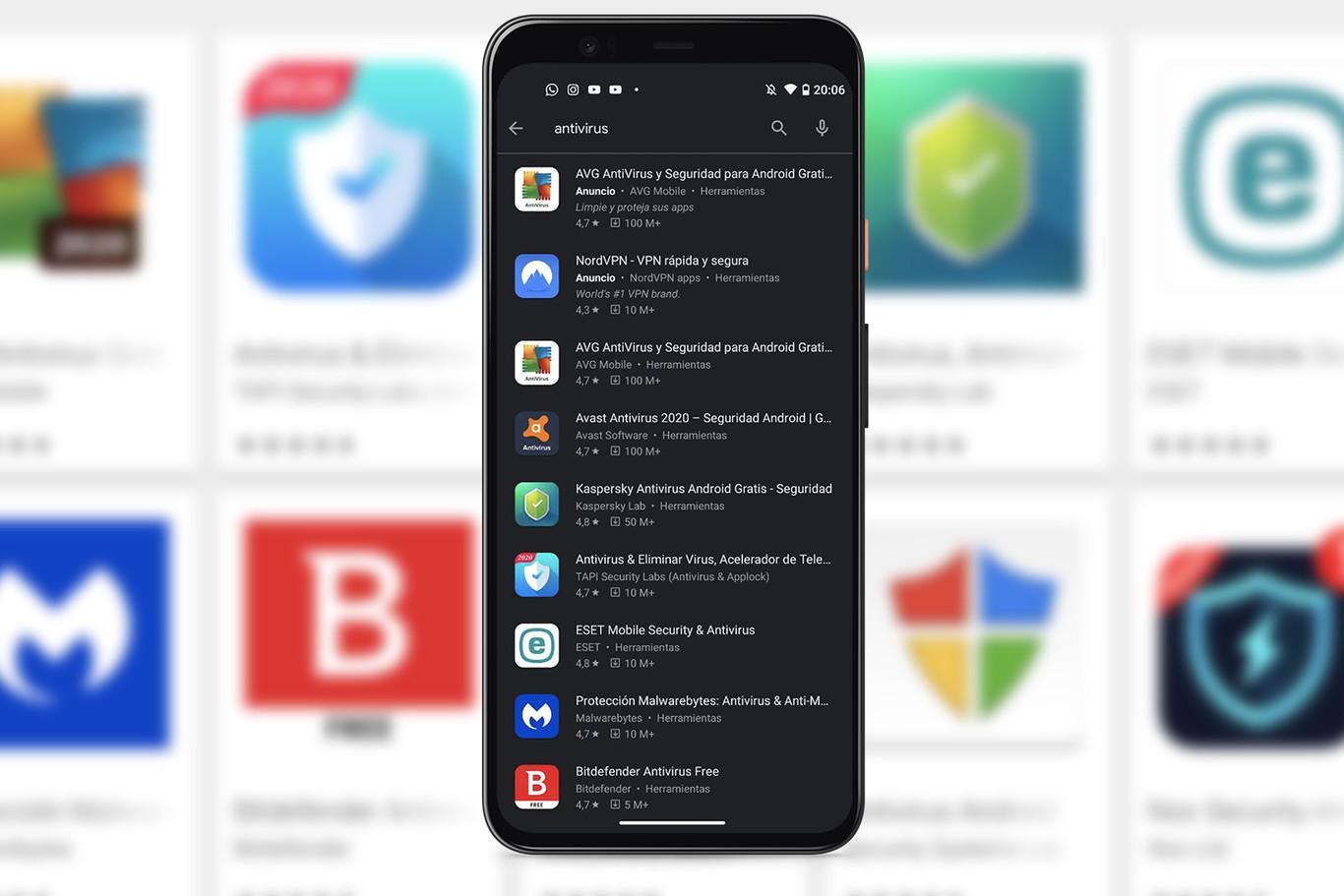 ¿Deberías instalar un antivirus en tu móvil Android o iPhone?