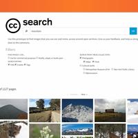 Así es el nuevo buscador de Creative Commons para encontrar imágenes libres de uso